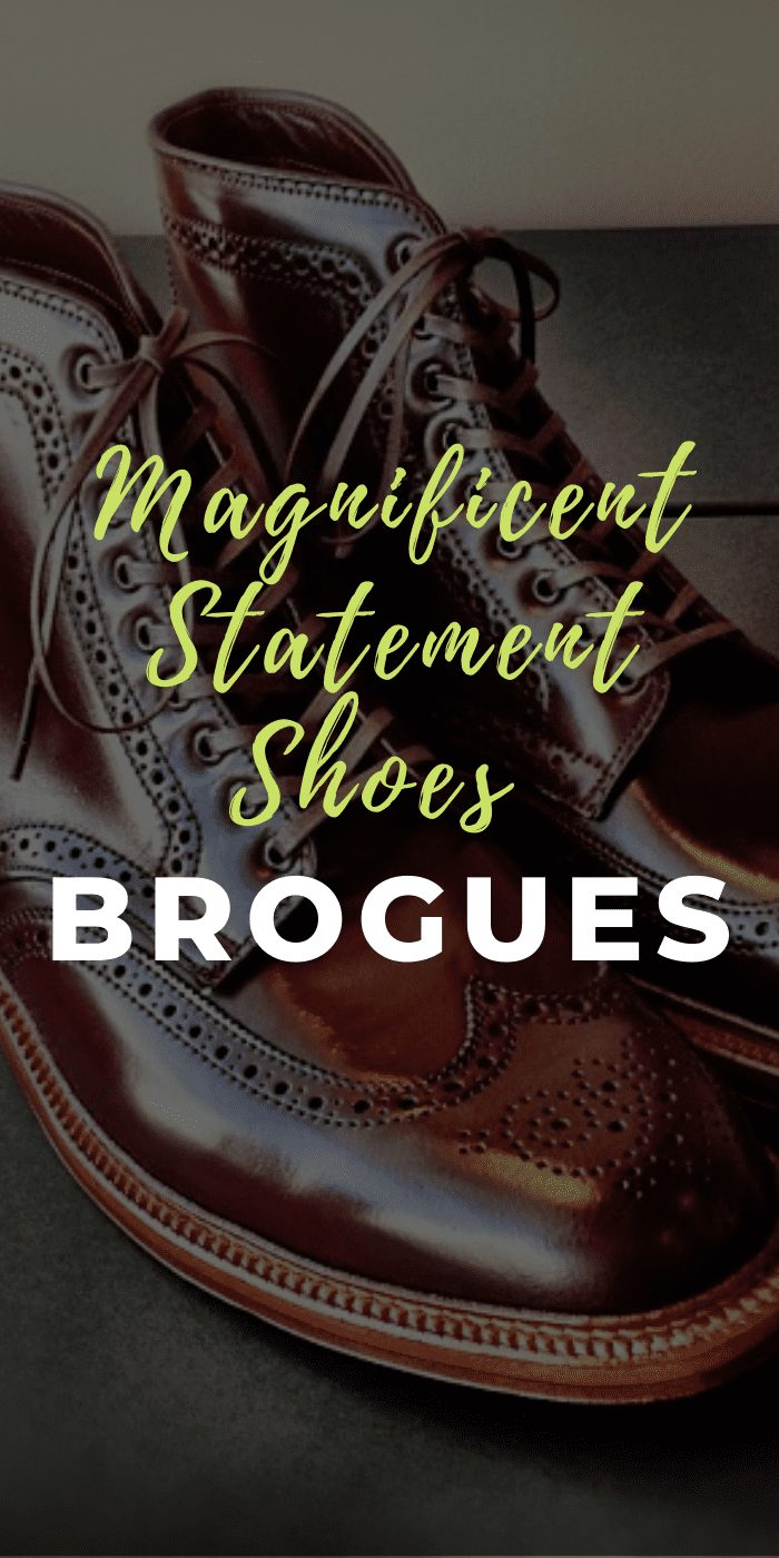 Men's Classic Shoes- 11 Brogues for Men