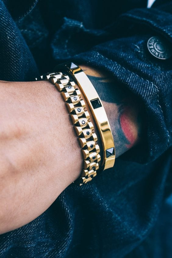 One-man-needs-to-have-these-Stylish-and-Edgy-Bracelets-1