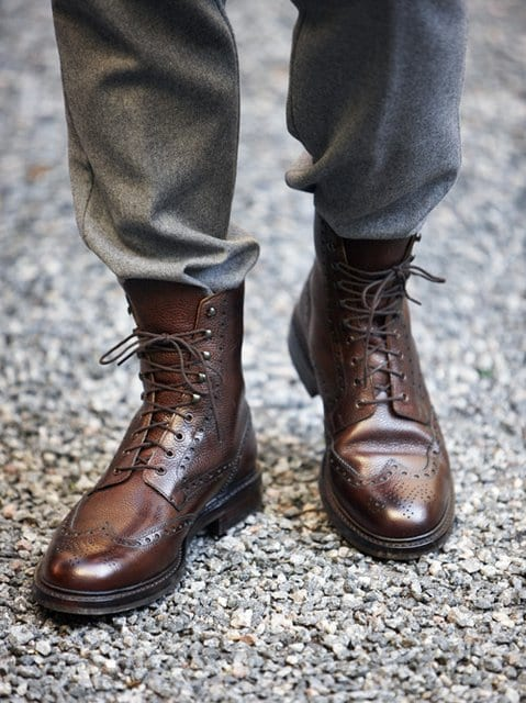 Street-Style-Lace-up-Boots