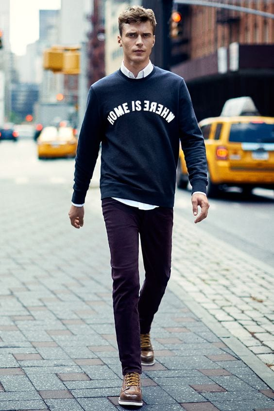 The-Chinos-Outfit-Boots-Undershirt-Sweatshirt-1