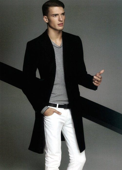 white-pant-Overcoat-is-Simply-a Classy-1