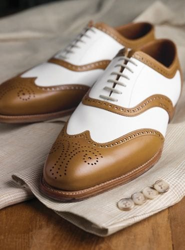 White-And-Tan-Brogues