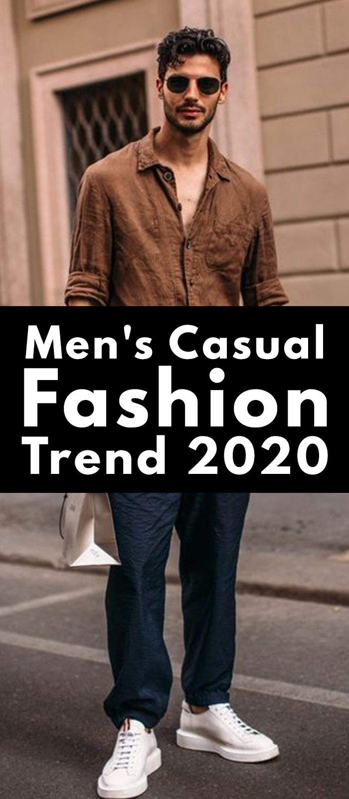 Mens Casual Fashion 2020