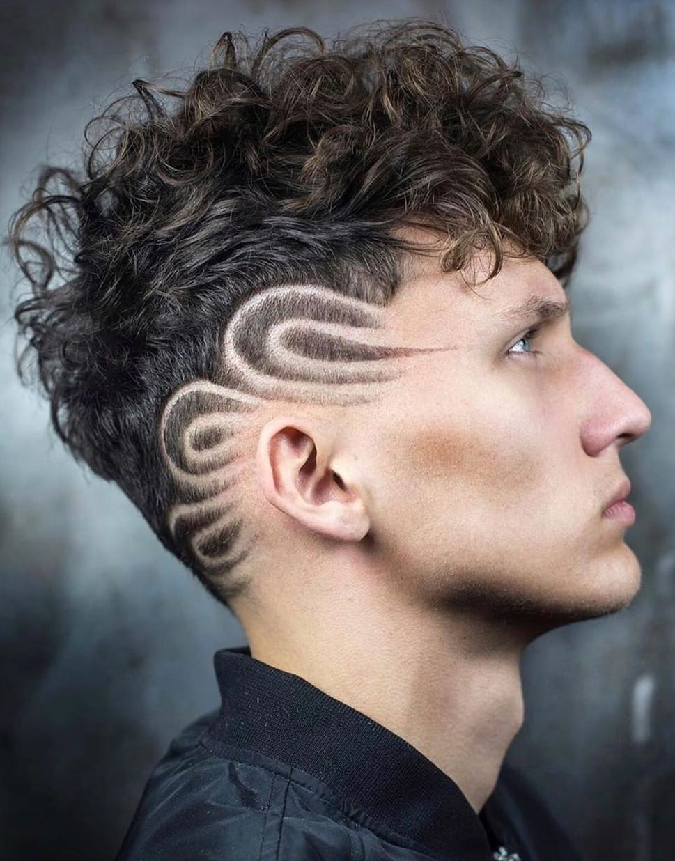 Fade Design Haircut for Men to rock in 2020