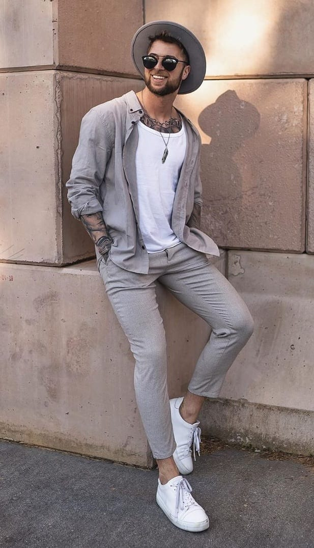 Cool Date Outfit Ideas for Men