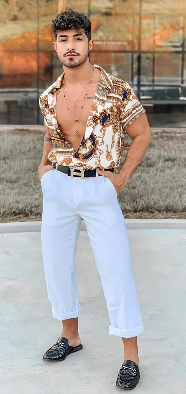 Cropped Trousers Outfit Ideas-Gay Fashion Trends 2020