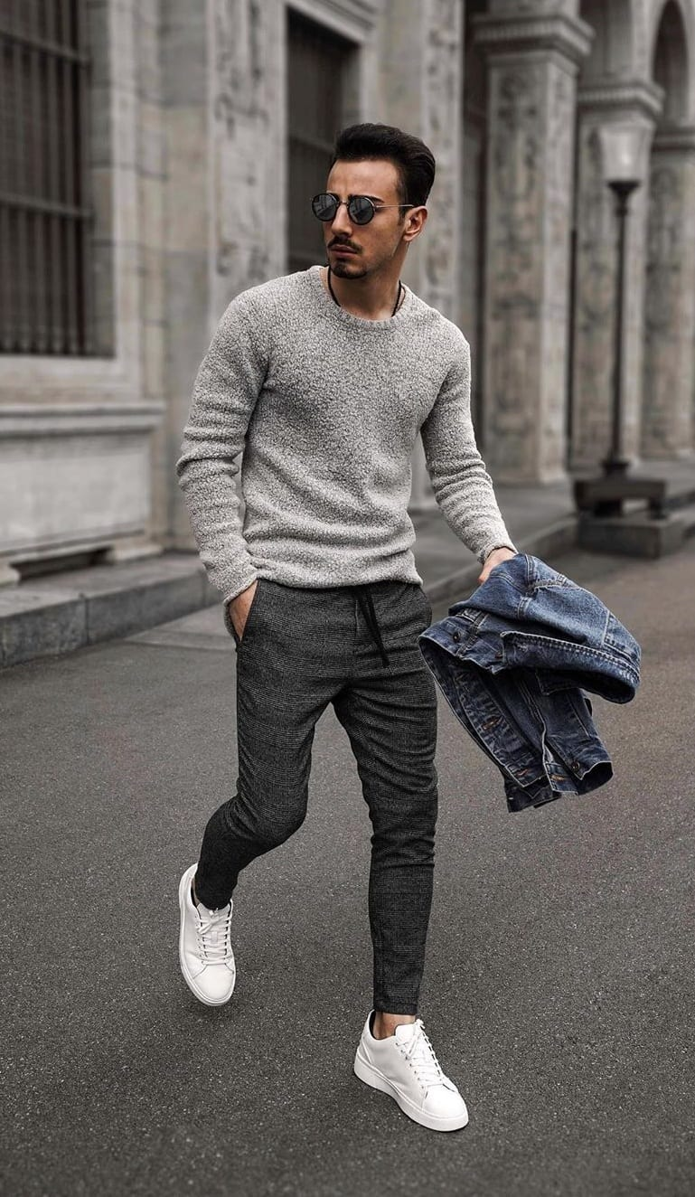 How Men Should Dress up in their 20's