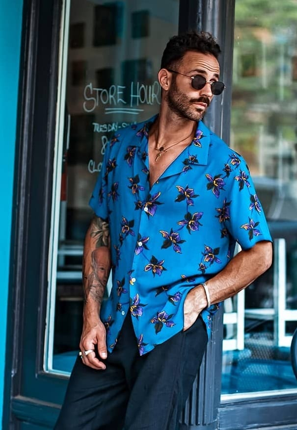 10 Amazing Printed Shirts For Men