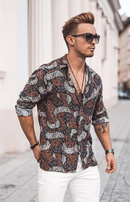 10 Printed Shirts To Add In Your Summer Wardrobe
