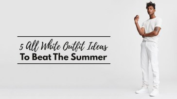 5 All White Outfit Ideas To Beat This Summer