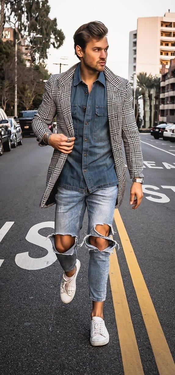 5 Amazing Ways to Rock the Denim on Denim Look