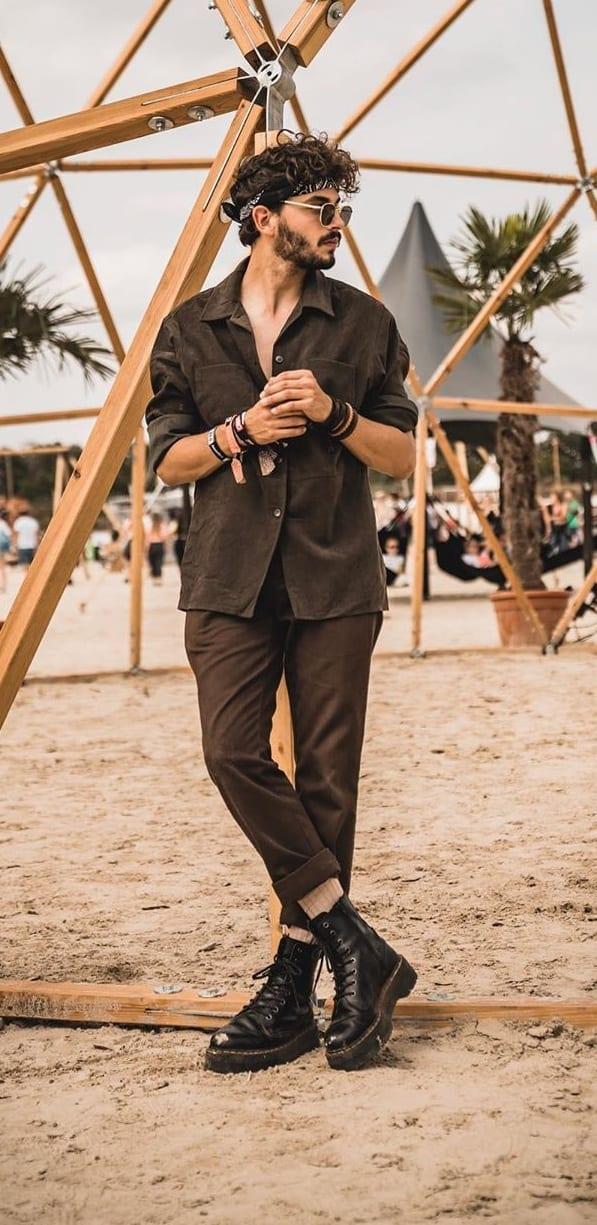 Bandana Headwear Style