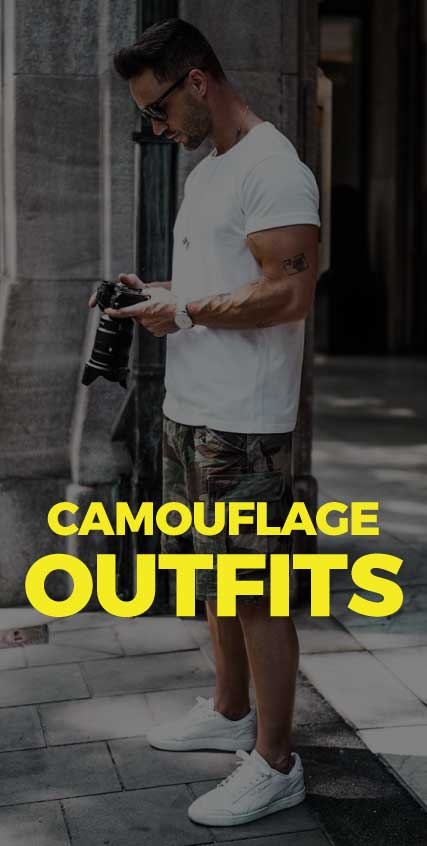 Camouflage-Outfits