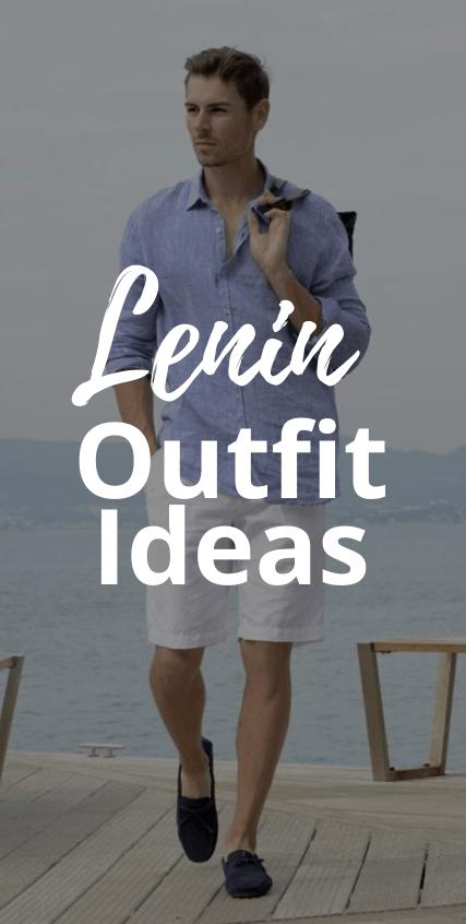 Linen Outfit Ideas for Men