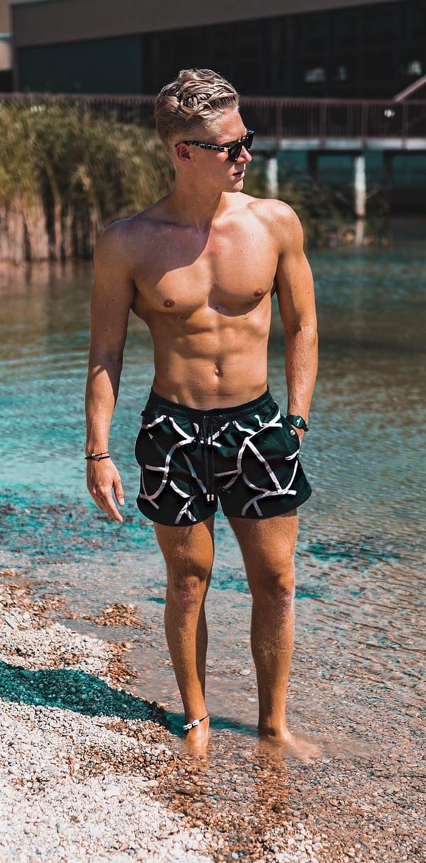 Swim Shorts for Men to hit the beach