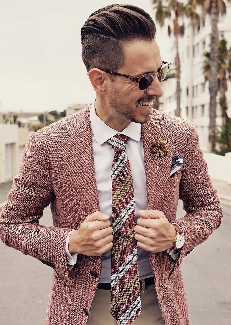 10 Stunning and Stylish Ties for Men