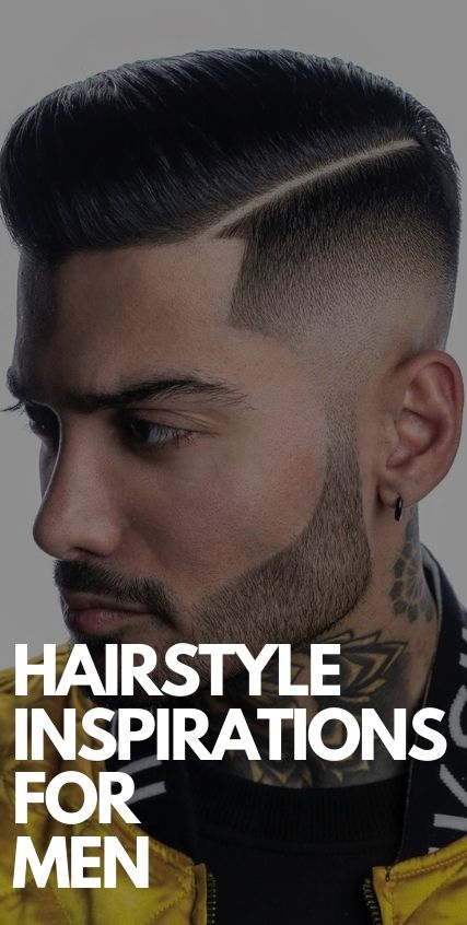 Hairstyle Inspirations for Men