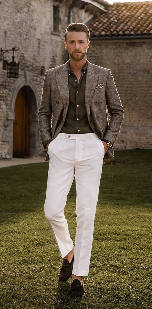 Suit Separates- Summer Outfit Combinations