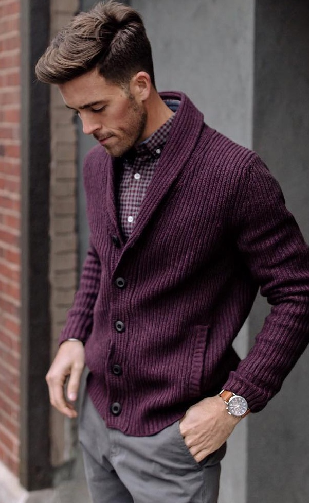 10 Colors For Men To Try This Season
