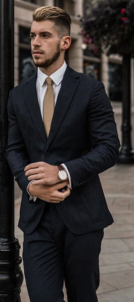 Simple Watch- Things to wear for a funeral