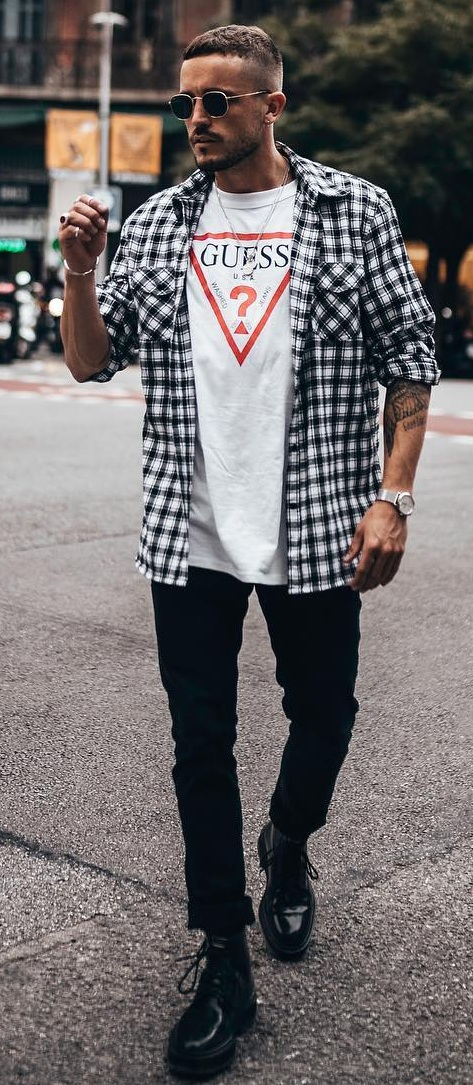 15 Casual Everyday Outfits for Men