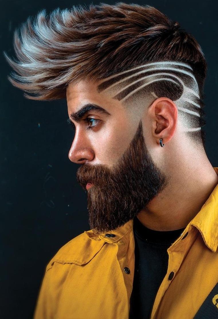 Haircut Designs for Men