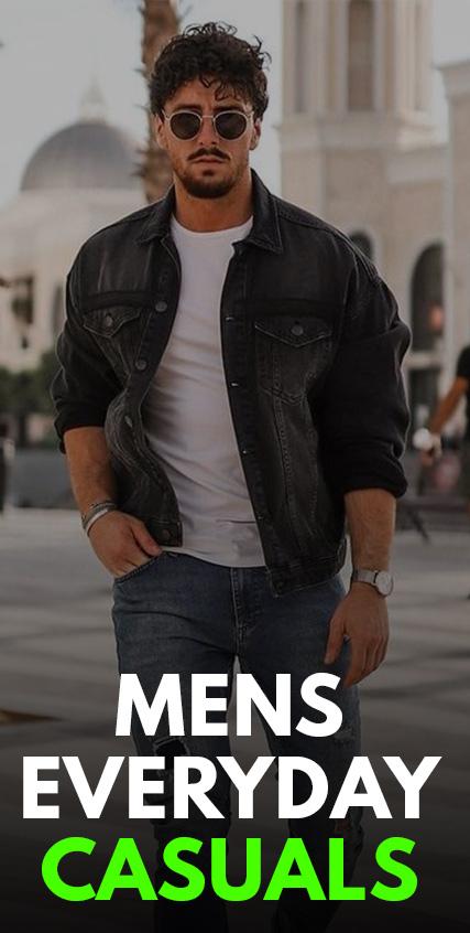 Mens Everyday Casuals