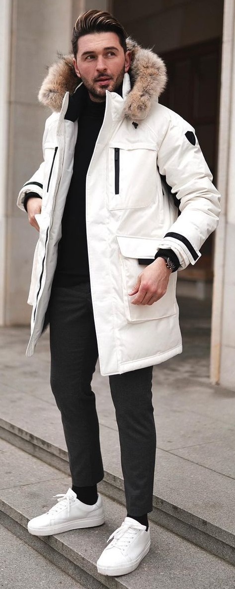 Mens Winter Outfit ideas 2021