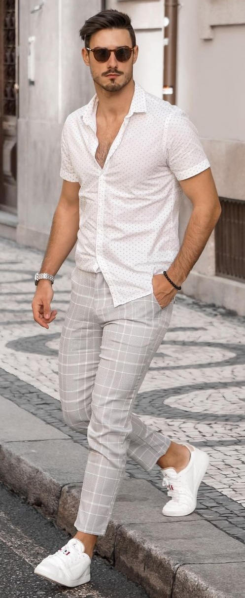 Mens Summer Outfit Ideas 2021-