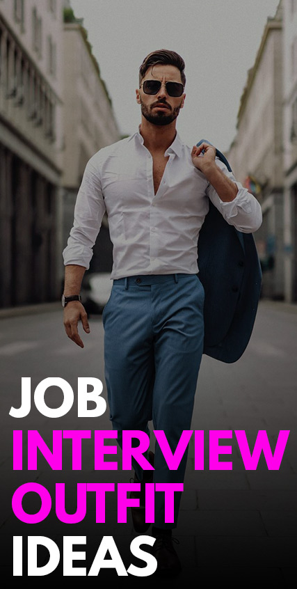 Job Interview Outfit Ideas -