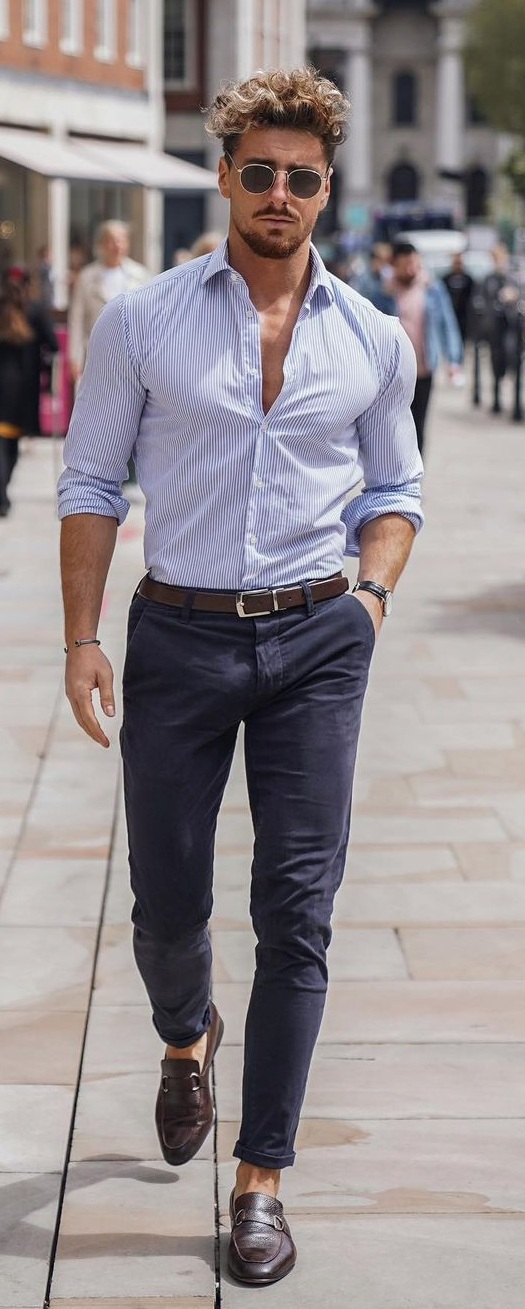 Smart Interview Outfit Ideas for Men