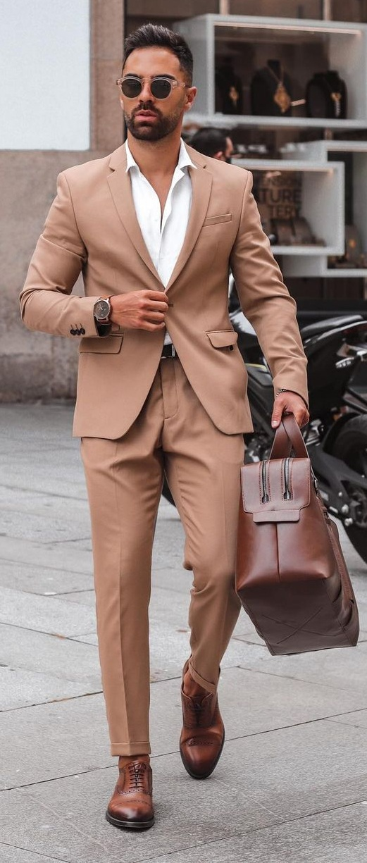 Summer Suit Ideas for 2021