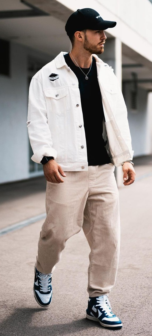 Cool Baggy Pants To Replace Your Denim jeans