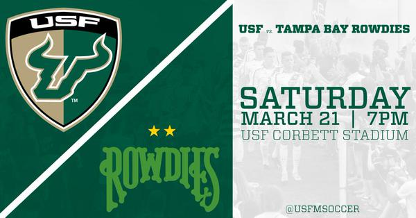 Looking at the Relationship Between the Rowdies and USF