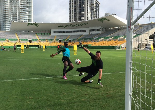 Spring Week 8 Preview: Rowdies at New York Cosmos