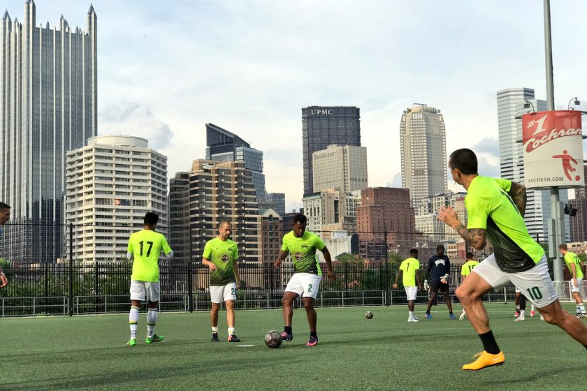 Rowdies Winless Streak Stands at Six After Pittsburgh Loss