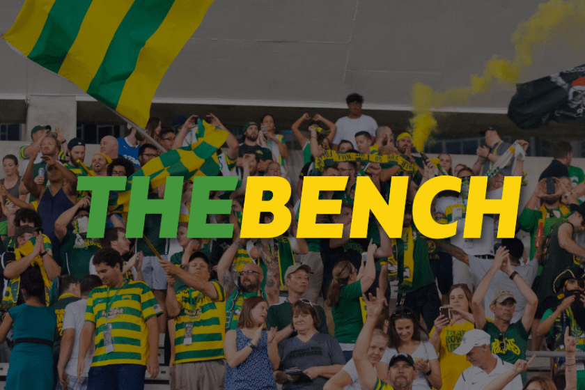 The Bench, Volume 2 Issue 12