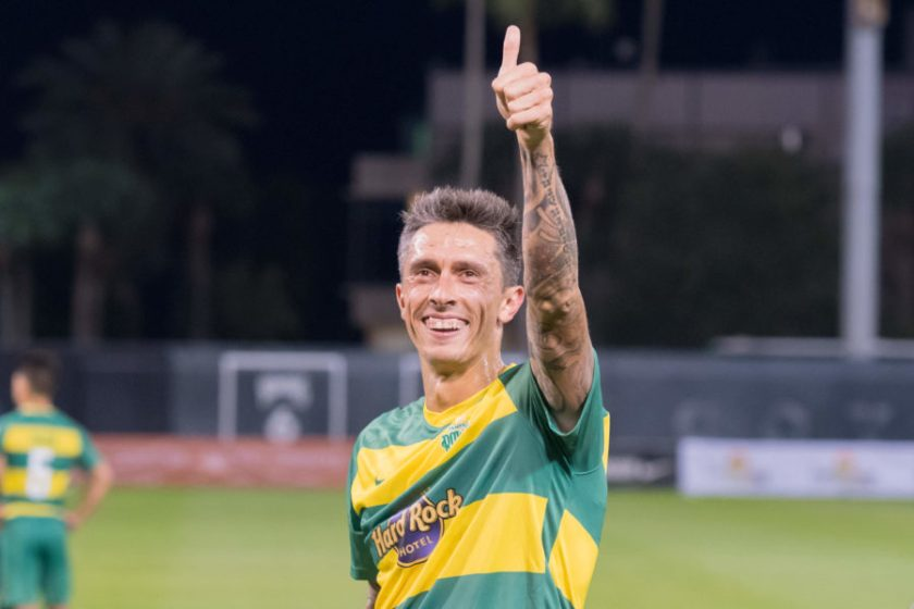 Hristov Reflects on Six Years with the Rowdies