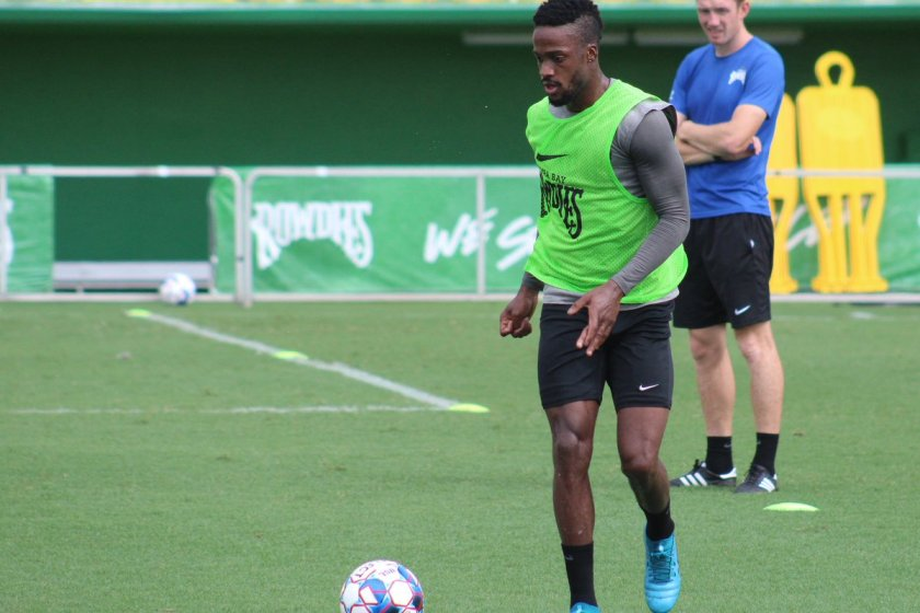 Rowdies Notebook: Refresh Button, Tam's Media Game, Cole Moves Closer to UEFA License