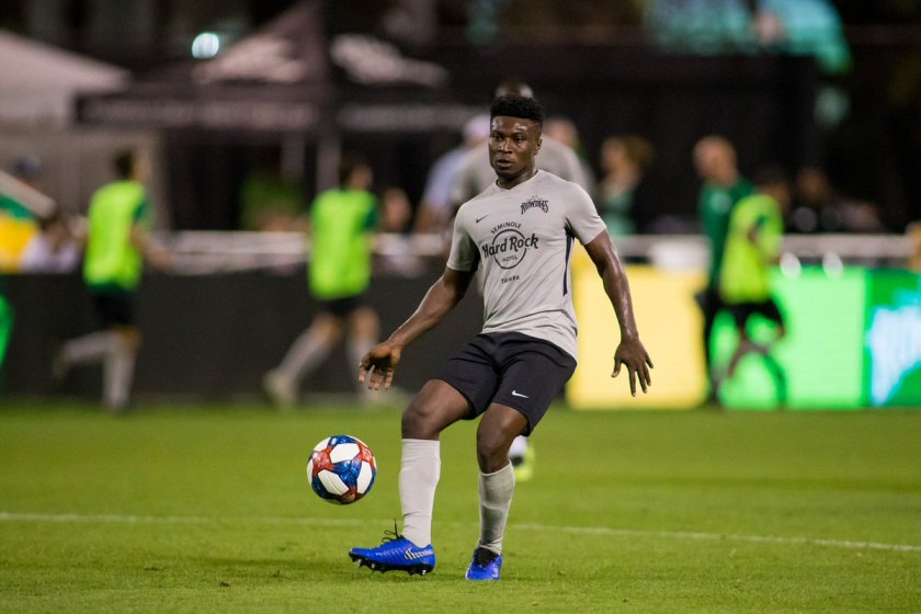 Oduro Wants to Push for More in Second Year with Rowdies