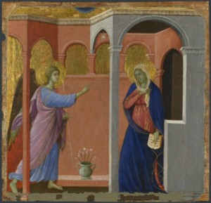 Duccio Building the Picture National Gallery