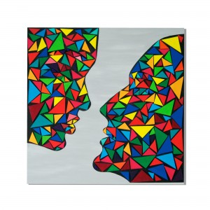 Love-tablou-indragostiti-sarut-lemn-mozaic-wood-wall-art-liliana-stoica-02