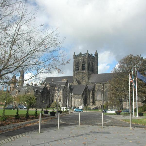 Monastery of Paisley Heritage Walk 28 Nov at 1pm