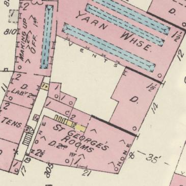 Goad Map Paisley 1888-1946 NLS
