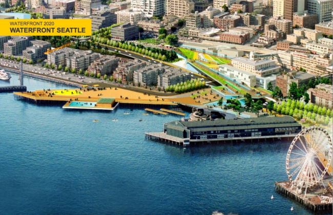 Waterfront Seattle