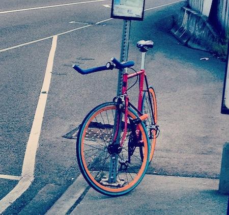 Hipsta Bike