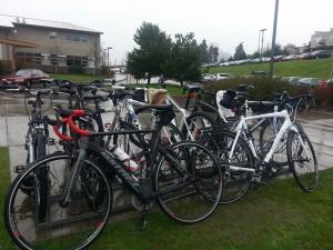 Bike at NHS