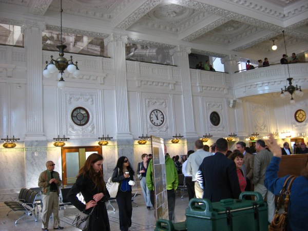 Bridging the Gap was used to fund the rehabilitation of Seattle's King Street Station, photo courtesy of SDOT.