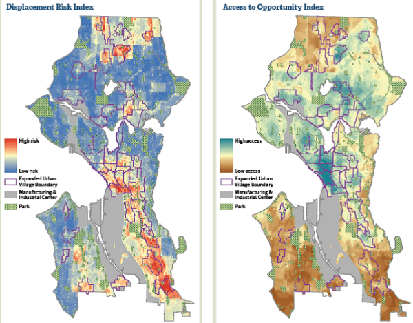 Figure 3: Notice any correlation between the new Alternatives and the displacement map?
