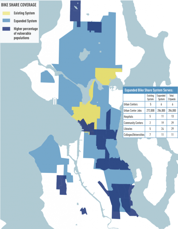 City of Seattle Northgate Non-Motorized Access to Transit and Education